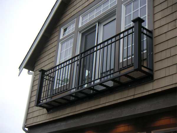 家用楼梯护栏管